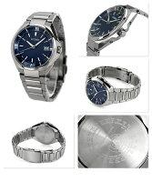 CB3010-57Lシチズンアテッサ電波ソーラーCITIZENATTESAメンズ腕時計ネイビー