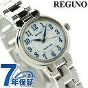 シチズン レグノ ソーラー レディース ブレスレット KP1-012-11 CITIZEN REGUNO 腕時計 ホワイト 時計