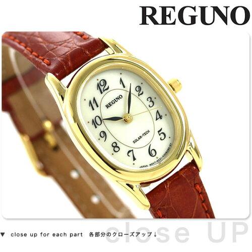 シチズン REGUNO レグノ ソーラーテック レディス RL26-2092C...