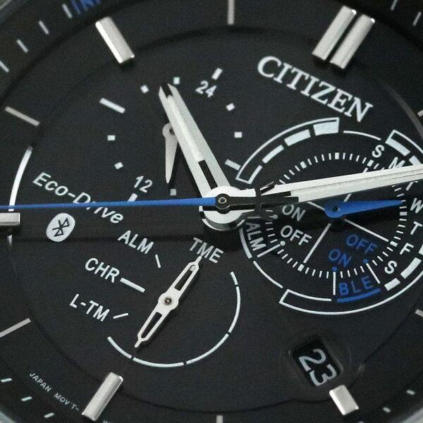 【当店なら!さらにポイント+4倍】 シチズン エコドライブ Bluetooth スマートウォッチ BZ1001-86E CITIZEN 腕時計 時計【あす楽対応】