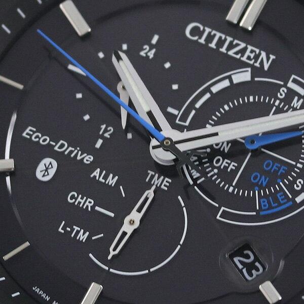 【当店なら!さらにポイント+4倍】 シチズン エコドライブ Bluetooth スマートウォッチ BZ1006-82E CITIZEN 腕時計 時計【あす楽対応】