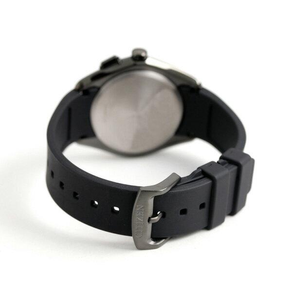 シチズン エコドライブ Bluetooth チタン メンズ レディース BZ4005-03E CITIZEN 腕時計 オールブラック スマートウォッチ 時計【あす楽対応】