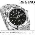 シチズン レグノ スタンダード リングソーラー 腕時計 KM1-211-51 CITIZEN REGUNO ブラック