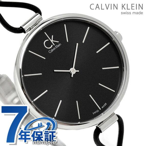 2e8bf01837 ckカルバンクラインセレクションレディース腕時計K3V231C1ckCalvinKleinブラック