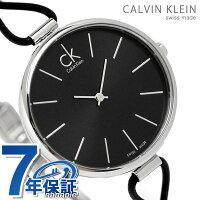 ckカルバンクラインセレクションレディース腕時計K3V231C1ckCalvinKleinブラック