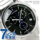 ck カルバンクライン ボールド メンズ 腕時計 K5A27141 ブ...
