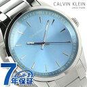 カルバンクライン ボールド メンズ 腕時計 K5A3114X ライトブ...