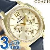 コーチ ボーイフレンド ミニ マルチファンクション 腕時計 14502124 COACH ゴールド