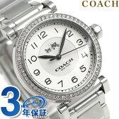 コーチ マディソン クオーツ レディース 腕時計 14502396 COACH ホワイト