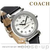 コーチ マディソン 32mm クオーツ レディース 腕時計 14502399 COACH ホワイト【あす楽対応】