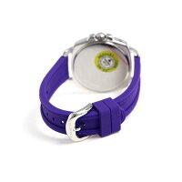 コーチボーイフレンドミニレディース腕時計14502530シルバー×パープル