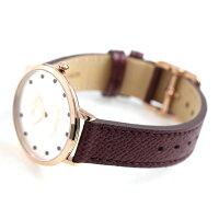 コーチスリムイーストン35mmクオーツレディース14502694COACH腕時計
