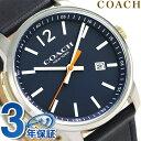 コーチ 時計 メンズ COACH 腕時計 ブリーカー デイト 42mm...