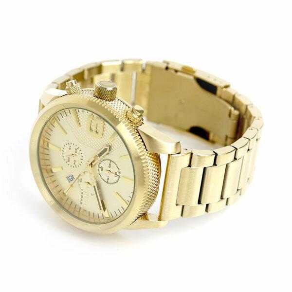 ディーゼル 時計 メンズ DIESEL 腕時計 DZ4446 ラスプ 50mm クロノグラフ【あす楽対応】