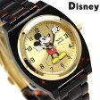 ディズニー ミッキーマウス 36mm クオーツ TOR-MCK-01GD Disney 腕時計 トートイズ