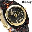 ディズニー オールドミッキー 36mm TOR-OLDMCK-04BK Disney 腕時計 トートイズ