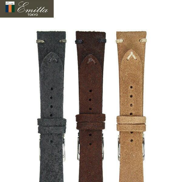 腕時計用アクセサリー, 腕時計用ベルト・バンド 10522 18-20mm Emitta