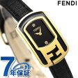フェンディ カメレオン クオーツ レディース 腕時計 F311421011D1 FENDI ブラック