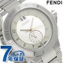 フェンディ ハイスピード クオーツ スイス製 メンズ 腕時計 F478...