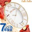 フォリフォリ ロマンス クオーツ レディース 腕時計 WF14R025SPSRE Folli Follie ホワイト