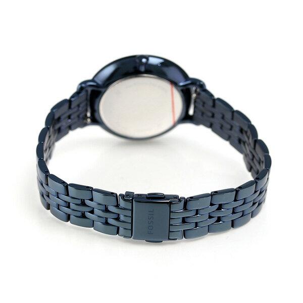 【15日なら全品5倍以上!店内ポイント最大45倍】 フォッシル ジャクリーン 36mm クオーツ レディース 腕時計 ES4094 FOSSIL ネイビー 時計【あす楽対応】