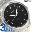 フォッシル ミニマリスト クオーツ メンズ 腕時計 FS5307 FOSSIL ブラック