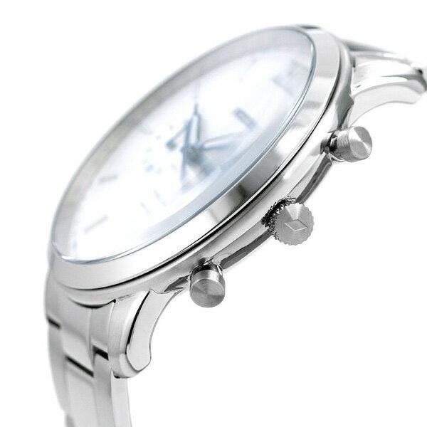 【店内ポイント最大43倍 26日1時59分まで】 フォッシル 時計 ノイトラ クロノグラフ メンズ FS5433 FOSSIL 腕時計 ホワイト【あす楽対応】
