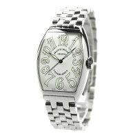 フランクミュラーカサブランカ自動巻きメンズ5850-AT-O-WHFRANCKMULLER腕時計ホワイト