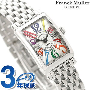 Franck Muller Long Island Color Dream 18.5mm Ladies Wrist Watch 802 FRANCK MULLER New Watch [Music for tomorrow]