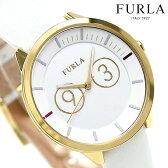 フルラ FURLA メトロポリス 38mm レディース 腕時計 R4251102503 ホワイト