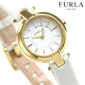 フルラ FURLA リンダ 24mm レディース 腕時計 R4251106502 ホワイト