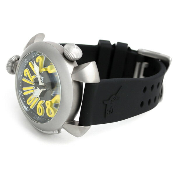 ガガミラノ ダイビング 48MM ダイバーズウォッチ 自動巻き 5040.2 GaGa MILANO 腕時計 時計