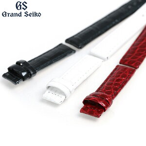 Grand Seiko Replacement Belt Crocodile 13mm R4J13 GRAND SEIKO Selectable Belt