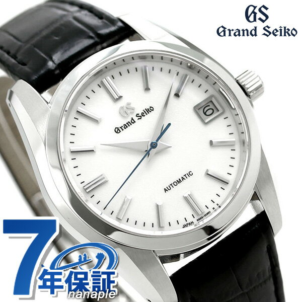 【目覚まし時計付き♪】グランドセイコー メカニカル 9S SBGR287 セイコー 腕時計 メンズ 37mm 自動巻き 革ベルト GRAND SEIKO【あす楽対応】