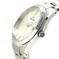 グランドセイコー 9Fクオーツ 40mm メンズ 腕時計 SBGV221 GRAND SEIKO シルバー