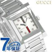 グッチ GRG ダイヤモンド レディース スイス製 腕時計 YA111503 GUCCI シルバー【あす楽対応】