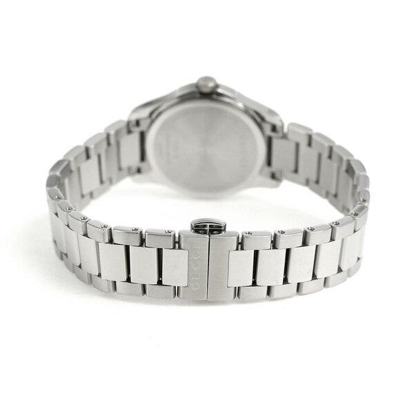 【当店なら!さらにポイント+4倍】 グッチ 時計 レディース GUCCI 腕時計 Gタイムレス クオーツ YA126526 ブラウン【あす楽対応】