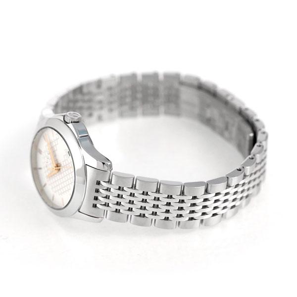 【当店なら!さらにポイント+4倍】 グッチ 時計 レディース GUCCI 腕時計 Gタイムレス クオーツ YA126565 シルバー【あす楽対応】