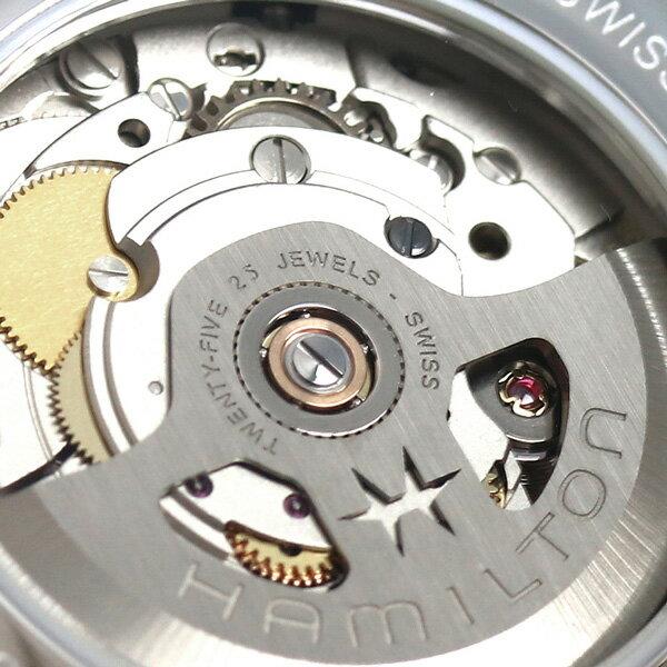 25日当店なら!ポイント最大26倍 ハミルトン ジャズマスター オープンハート 腕時計 HAMILTON H32565585 オート 40MM 時計【あす楽対応】