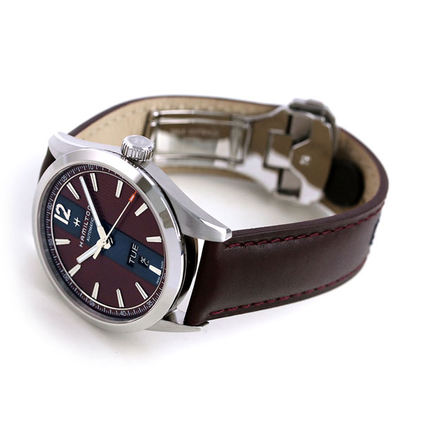 ハミルトン ブロードウェイ デイデイト 42MM 腕時計 H43515875 HAMILTON 自動巻き 時計【あす楽対応】
