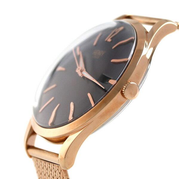 ヘンリーロンドン HENRY LONDON ハムステッド 39mm HL39-M-0078 腕時計 パープル 時計【あす楽対応】