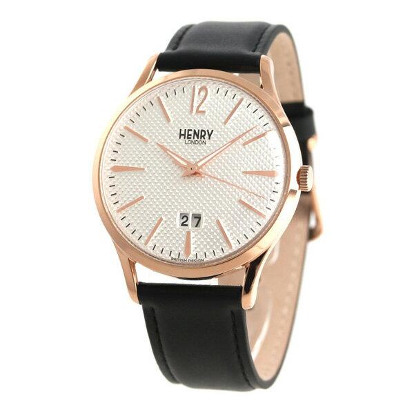 ヘンリーロンドン HENRY LONDON 41mm メンズ HL41-JS-0038 腕時計 リッチモンド 時計【あす楽対応】