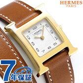 【今ならショッパー プレゼント♪】036737WW00 エルメス H ウォッチ 21mm 二重巻き 腕時計 新品【あす楽対応】