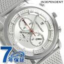 インディペンデント イノベーティブライン クロノグラフ BA5-813-11 INDEPENDENT 腕時計 時計