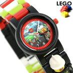 レゴ シティ 消防士 キッズ 子供用 腕時計 8021209 LEGO 時計【あす楽対応】