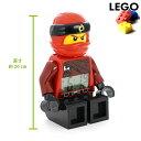 レゴクロック ニンジャゴー カイ 目覚まし時計 9009181 LEGO 置時計 デジタル【あす楽対応】