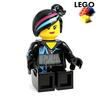 Lego鐘表Lego電影粗礦風格鬧鐘9009969 LEGO