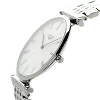 ラグランクラシックドゥロンジンメンズ腕時計L4.709.4.71.6LONGINESシルバー