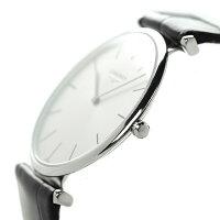 ラグランクラシックドゥロンジンメンズ腕時計L4.709.4.72.2LONGINESシルバー×ブラック