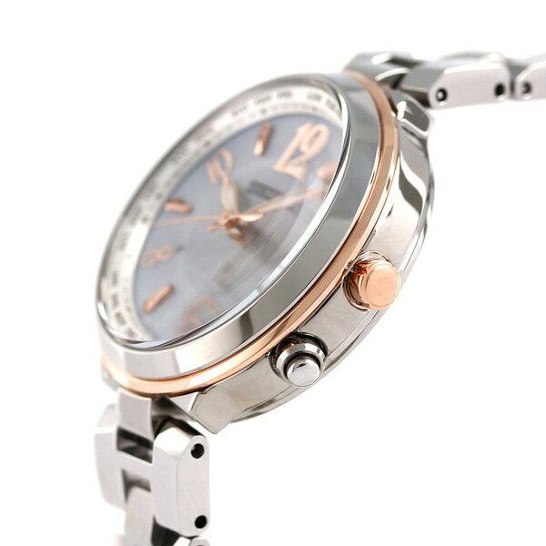 セイコー ルキア ラッキーパスポート 電波ソーラー 腕時計 SSVV034 SEIKO LUKIA ホワイトシェル 時計